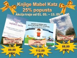 Mabel knjige